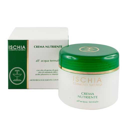 crema visonutriente allìacqua termale di ischia cosmetici naturali