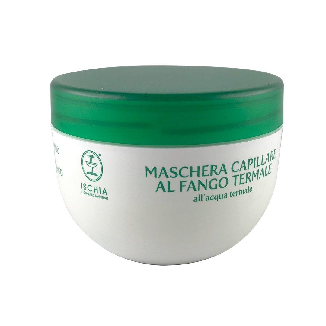 maschera capillare fango ischia
