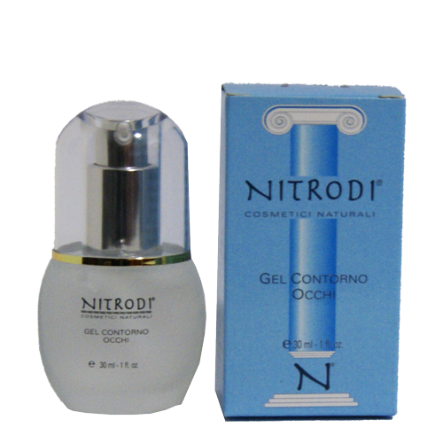 gel contorno occhi antirughe  Nitrodi cosmetici naturali