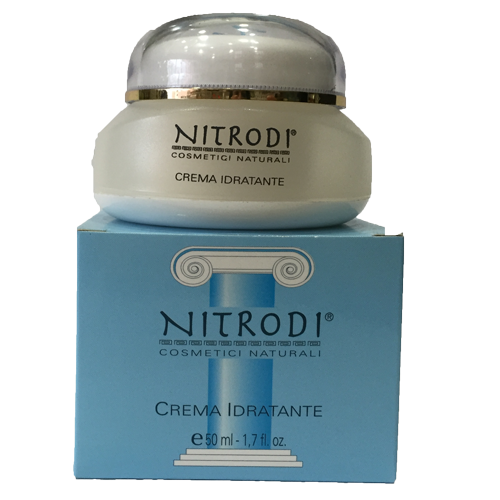 crema viso idratante  Nitrodi cosmetici naturali