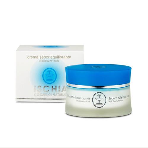 crema seboriequilibrante ischia cosmetici naturali
