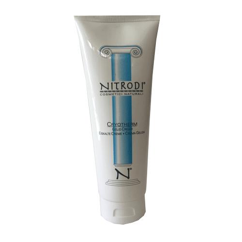 criotherm crema gelida gambe  Nitrodi cosmetici naturali