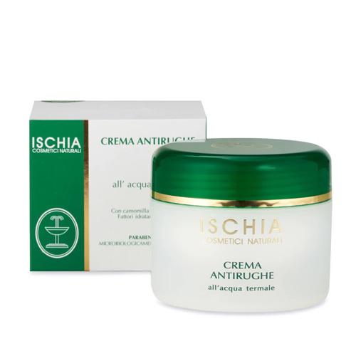 crema viso antirughe acqua termale di ischia cosmetici naturali
