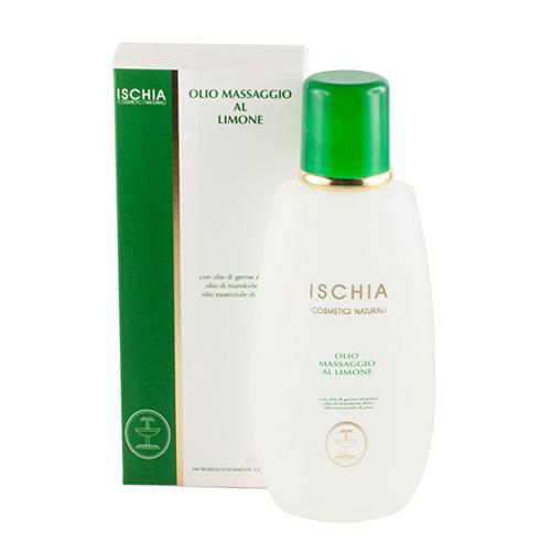 olio massaggio limone Ischia cosmetici naturali