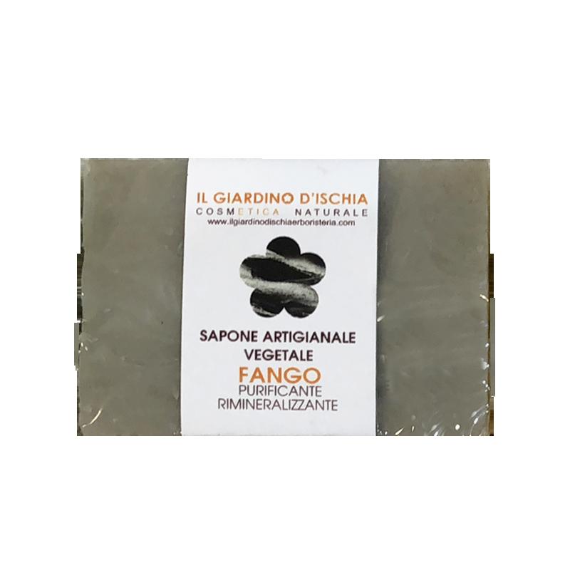 sapone artigianali vegetale fango il giardino d'Ischia