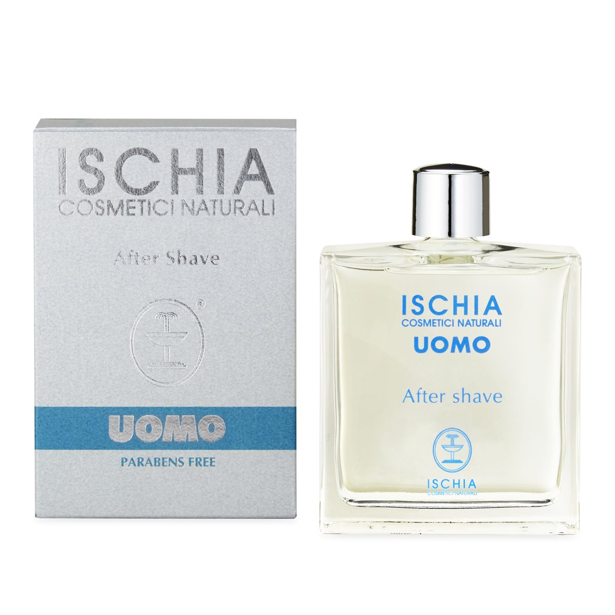 after shave termale Ischia cosmetici naturali