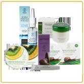 prodotti cosmetici termali naturali per il viso ischia con acqua termale