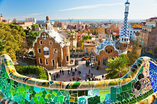 Modernismo catalán: Antoni Gaudí y sus obras