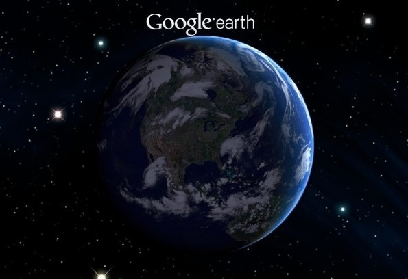 Google Earth.