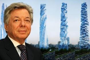 David Fisher y su concepto de arquitectura dinámica