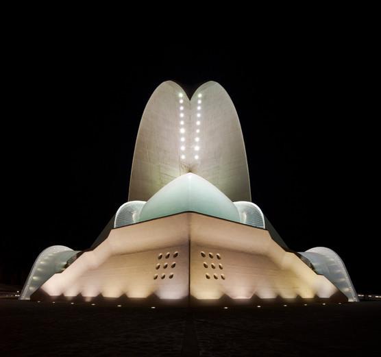 El arquitecto Santiago Calatrava y sus obras