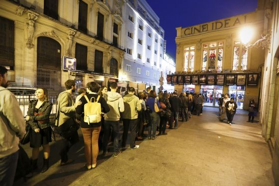"""Eventos como la pasada """"Fiesta del Cine"""" ayudan a aumentar la participación cultural"""