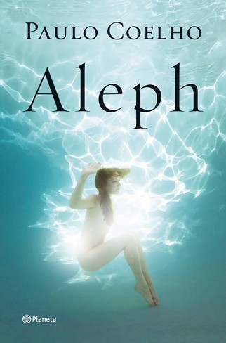 'Aleph' - Paulo Coelho.
