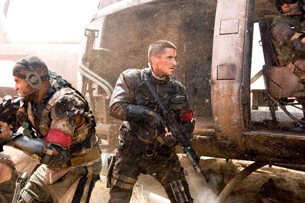 """""""Terminator Salvation"""", primera película de la saga que descendió a """"no recomendada para menores de 13 años""""."""