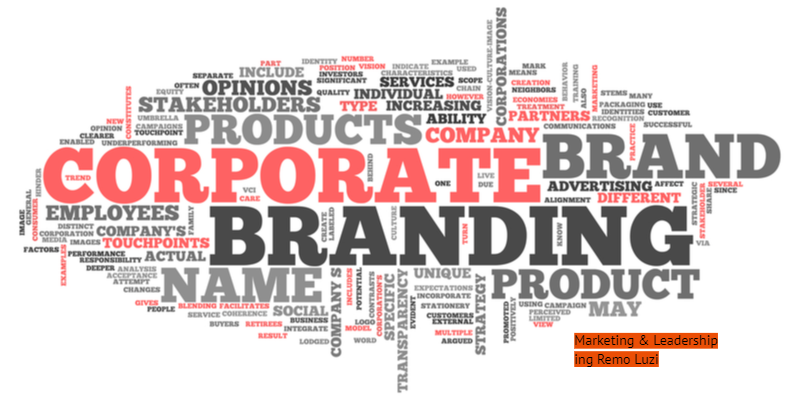 Corporate brand: definizione e sviluppo - Marketing e Leadership - Remo Luzi