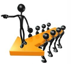 Stile della leadership. Leadership battistrada