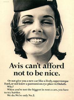 La pubblicità creativa Bill Bernbach: la campagna AVIS