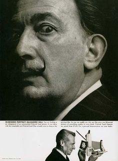 La pubblicità creativa Bill Bernbach: campagna Polaroid