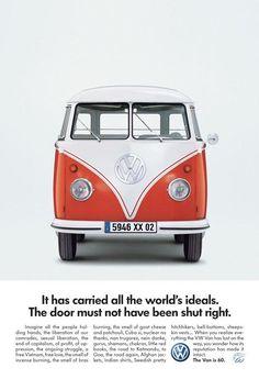 La pubblicità creativa Bill Bernbach: la campagna Maggiolino VW