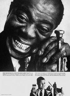 La pubblicità creativa Bill Bernbach: la campagna Polaroid