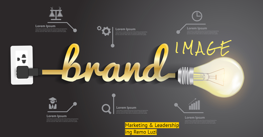 Brand image - immagine della marca - marketing e leadership - remo luzi