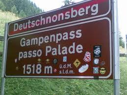 Gamperpass erreicht