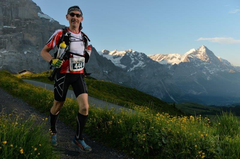 Eiger Ultra Trail mit Reto Zollinger