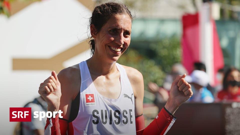 12. im Marathon - sensationelle Leistung