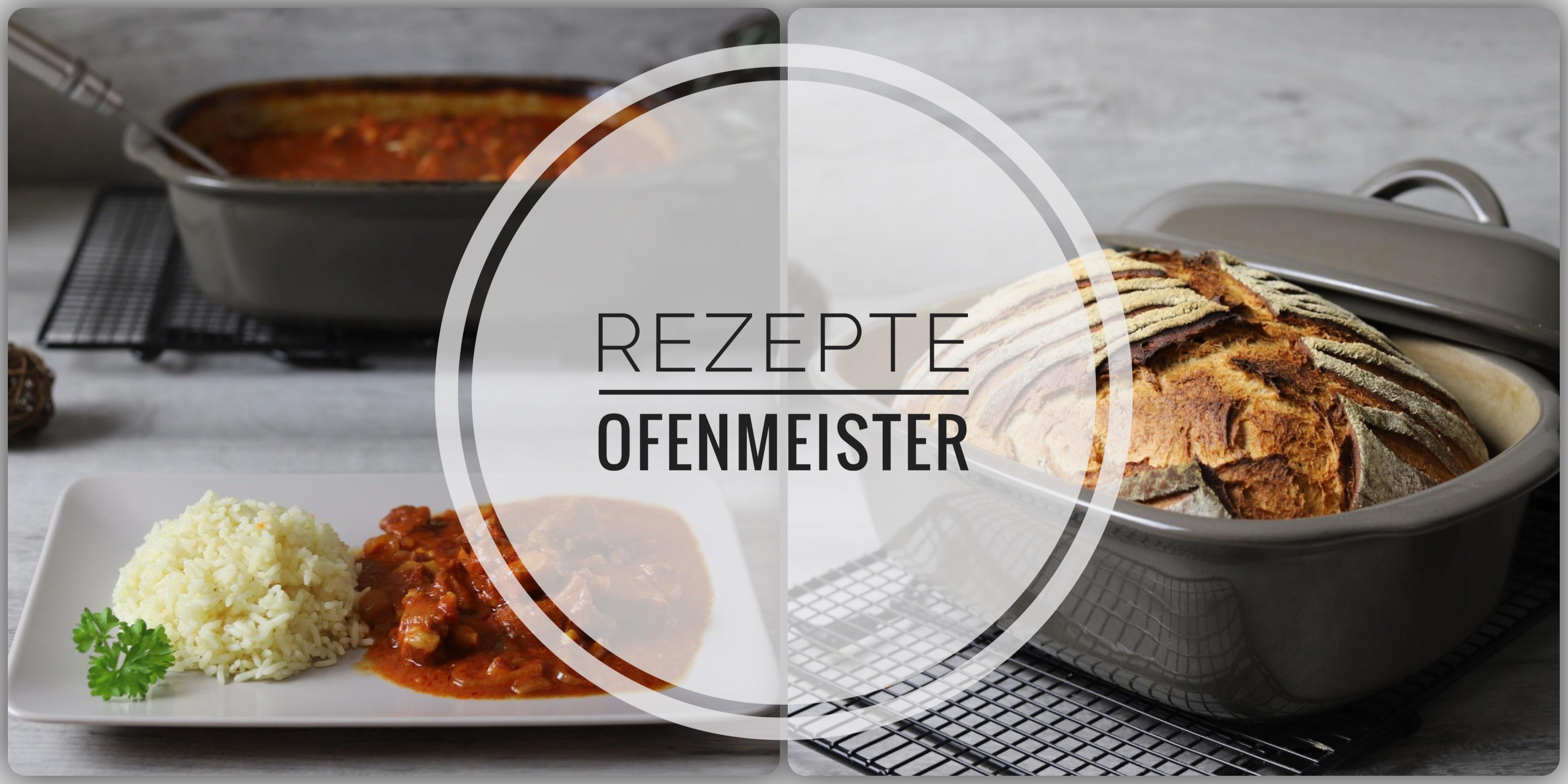 Rezepte für den Ofenmeister oder Zaubermeister von Pampered Chef mit Onlineshop