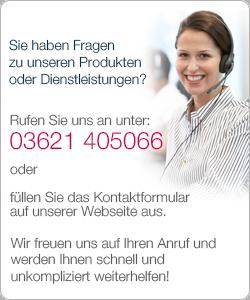 Rufen Sie uns an. Alpha Support & Service