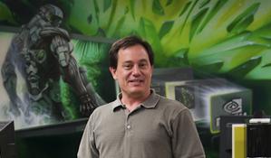 Тони Тамаси (Tony Tamasi) NVIDIA