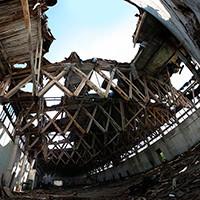 Abandoned Depot, Заброшенная Автобаза, заброшенный завод, заброшенное место, невероятное место, конец света, Зомби апокалипсис, Пост апокалипсис,