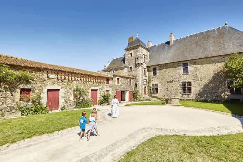 Le Logis de la Chabotterie à Saint-Sulpice-le-Verdon - @ A. Lamoureux/Vendée Expansion