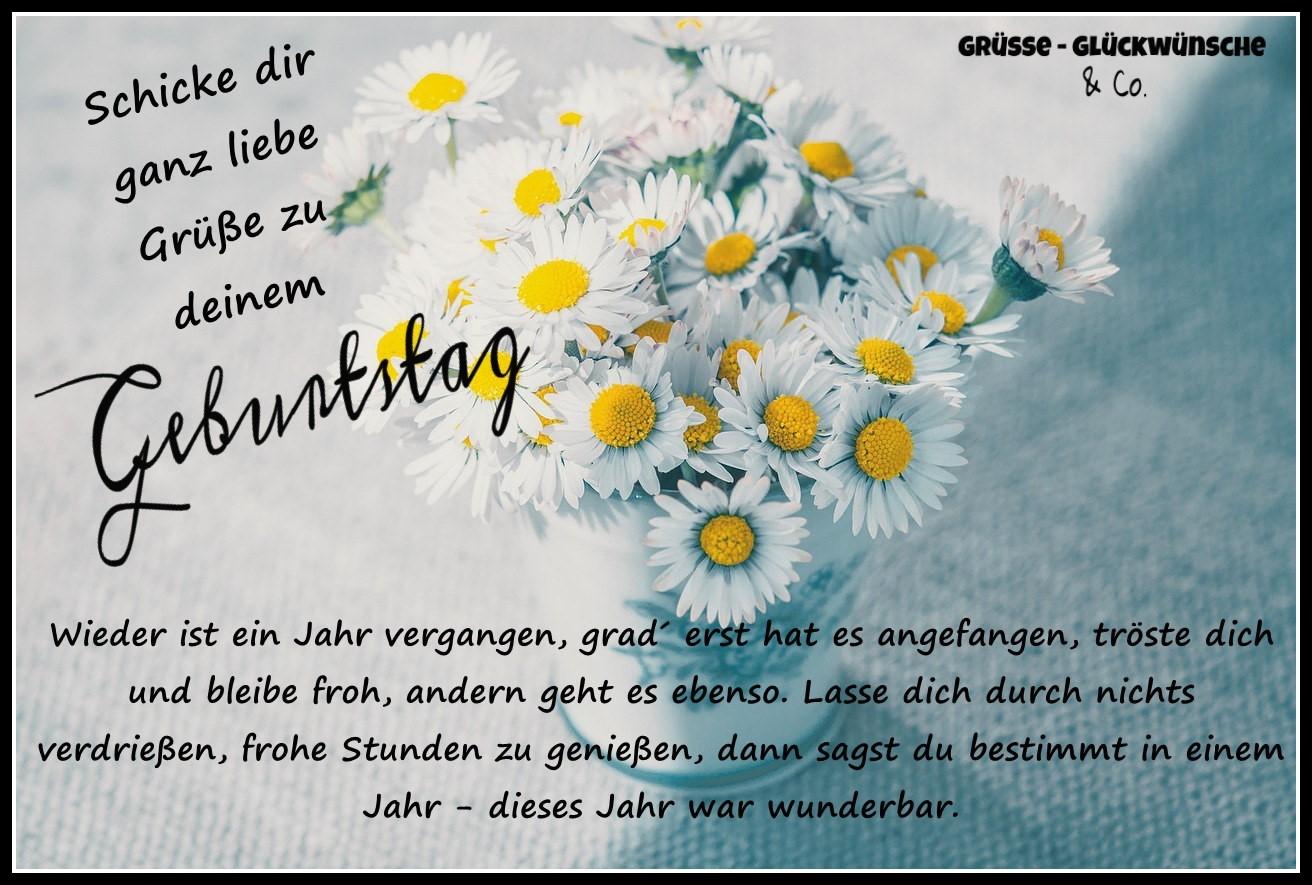 Geburtstagsgrüße - gruesse-glueckwuensche-und-cos Webseite!