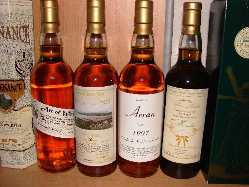 6 Independent/Private Bottlings
