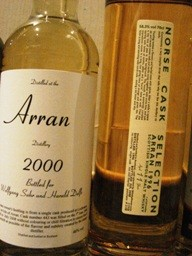 Private Bottling Germany and another from Norse Cask Range, Danmark