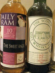 Daily Dram, NL and Bottling from the Scotch Malt Whisky Society