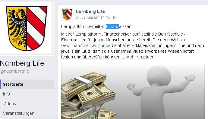 finanzchecker-pur.de: Medienresonanz