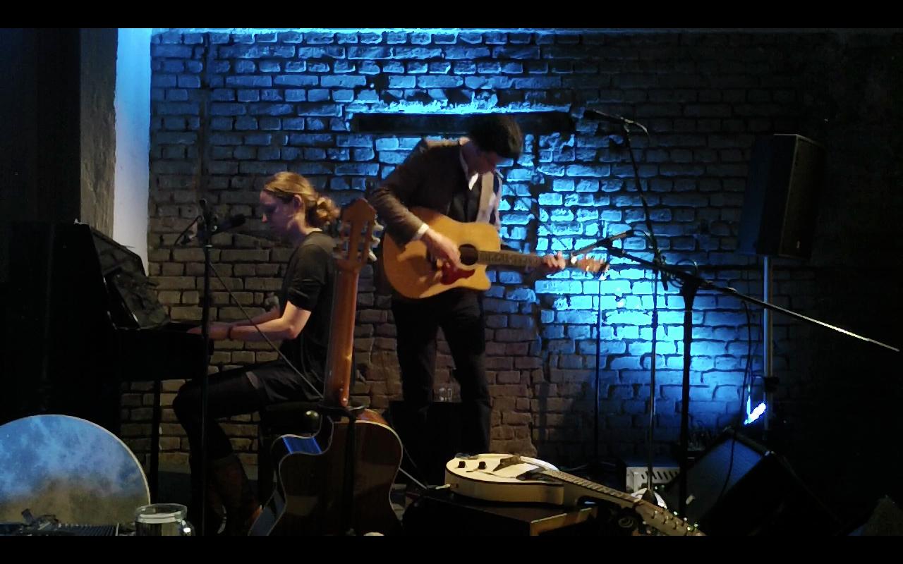 toi et moi Konzert im Motoki Wohnzimmer Köln