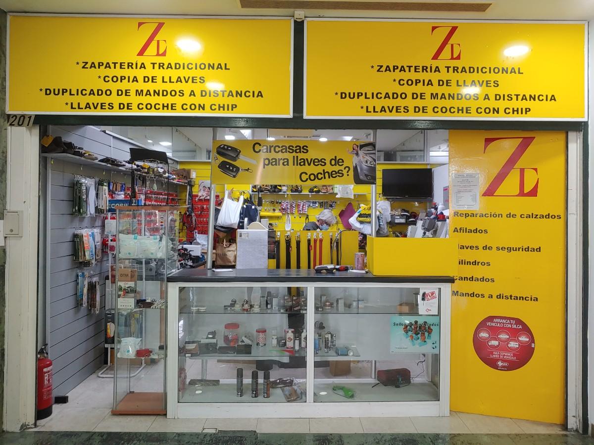 ZT: Zapatería Tradicional en Candelaria - Centro Comercial Punta Larga