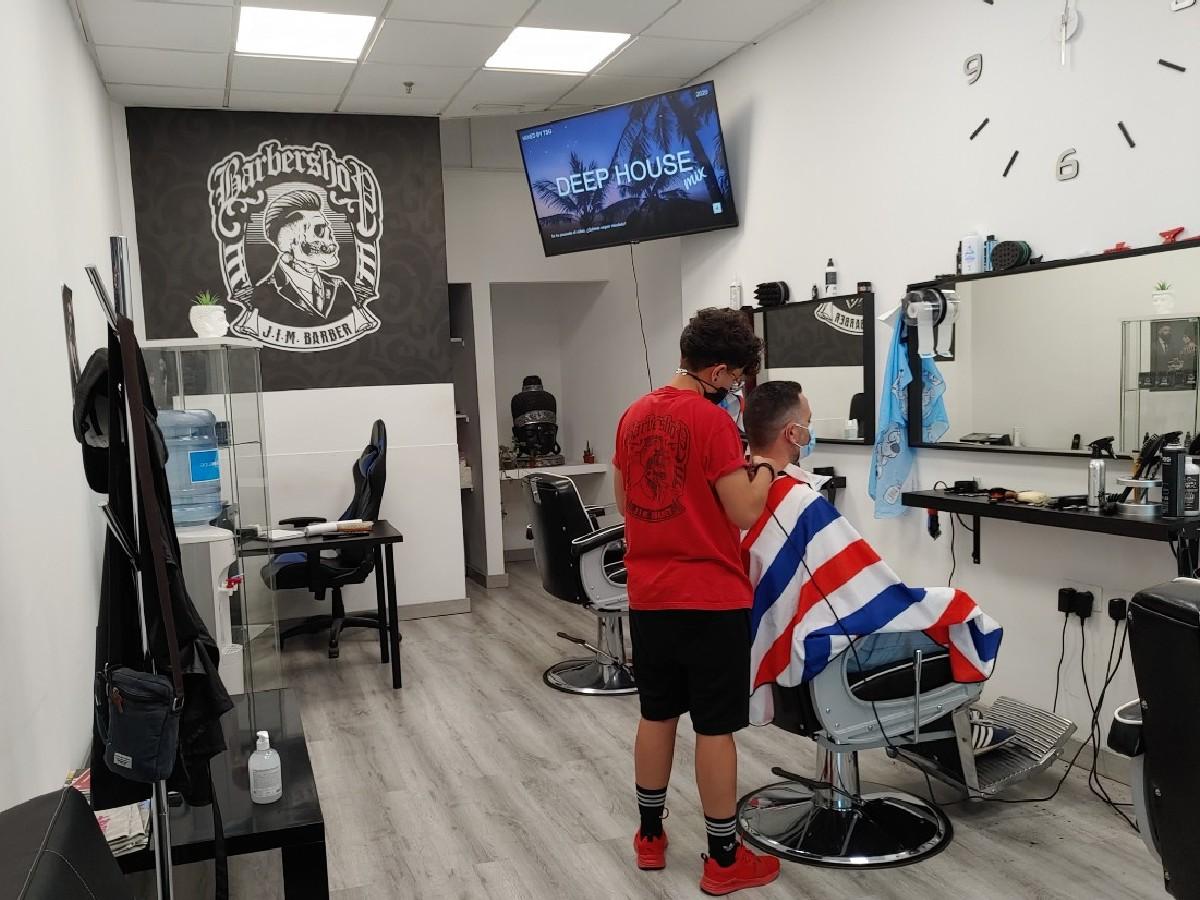 J.I.M. Barber en Candelaria - Centro Comercial Punta Larga