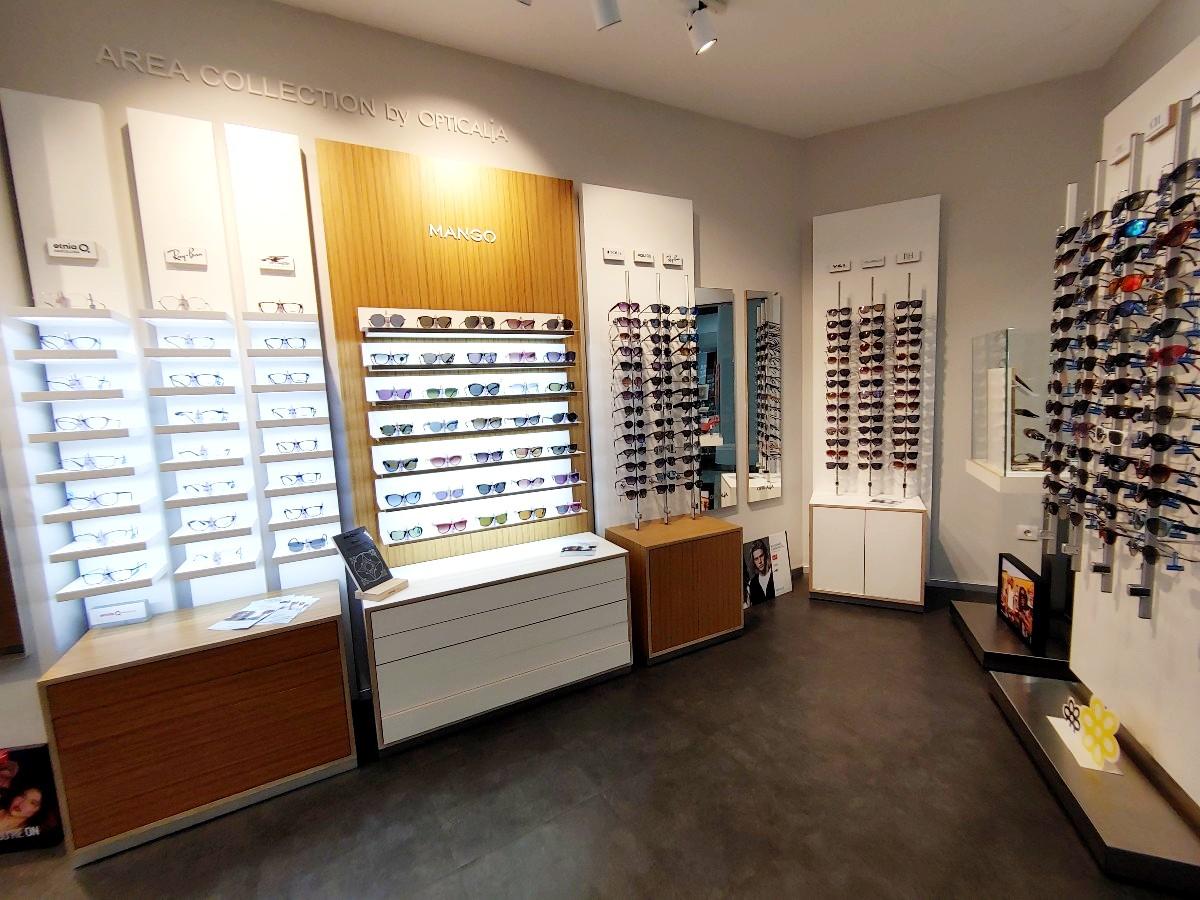 Opticalia Azul en Candelaria - Centro Comercial Punta Larga