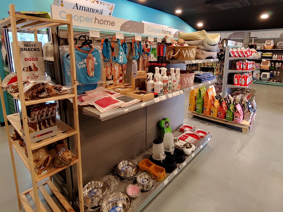 Coopercity Mascotas en Candelaria - Centro Comercial Punta Larga