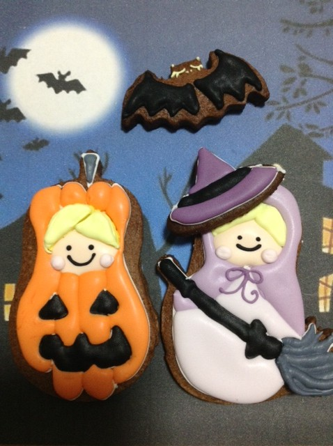 2013.10月「ハロウィンマトちゃん」