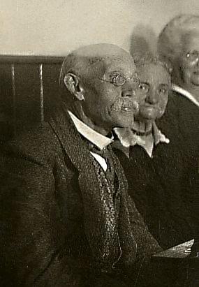 Emsig und gesellig war Franz Bruder