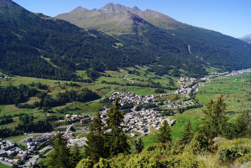 Val Cenis Lanslevillard en été / ©OT Haute Maurienne Vanoise - IP
