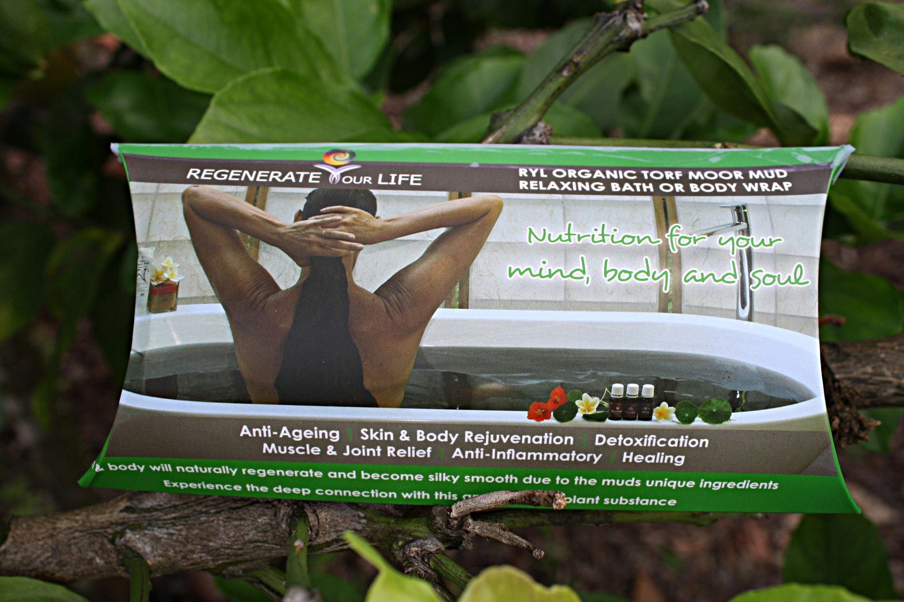 BUY RYL Bath & Body Wrap 250 ml pack