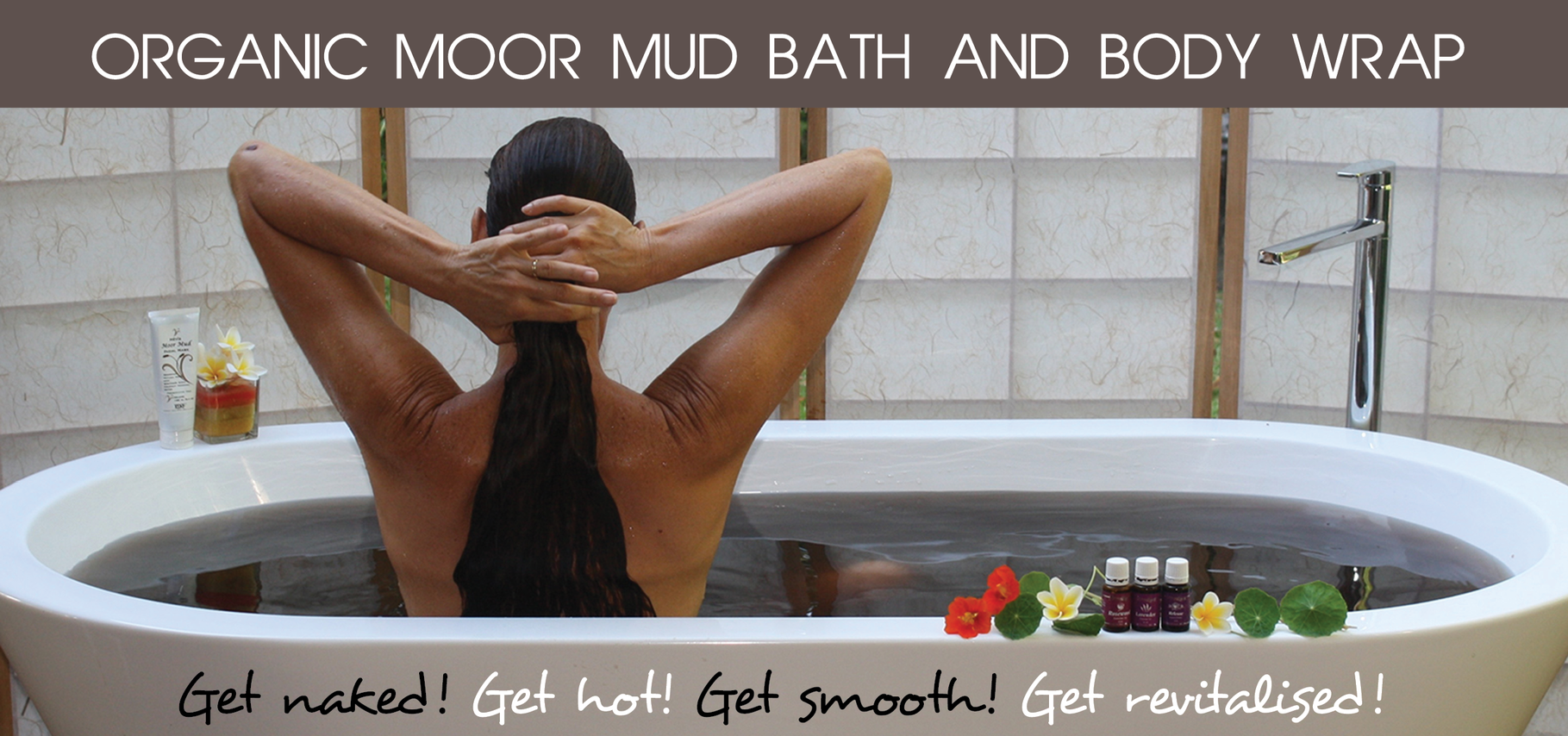 BUY RYL Moor Mud Bath & Body Wrap