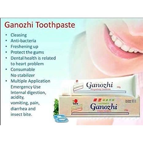 BUY Ganozhi Toothpaste