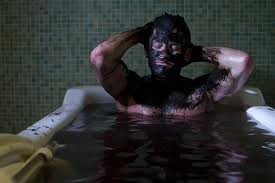 Moor mud bath for men